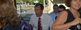 Citizen Journalists and Sunshine Coast Daily combine to corner Mal Brough