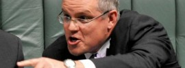 Morrison's brick wall on how he'll stop the boats