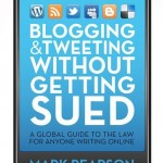 The basics on blogging and tweeting without getting sued