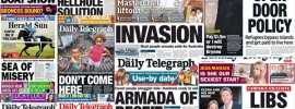 Tomorrow when the war began: Australia's 'national emergency'