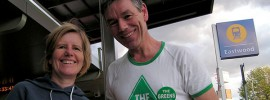 The Greens' face in Bennelong: @preciouspress interview