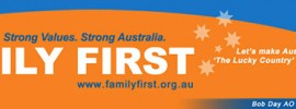Family First Face in Hindmarsh: @JackieDettman reports