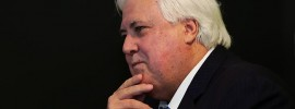 'It's our responsibility to be the last sentry at the gate': Clive Palmer's  maiden speech