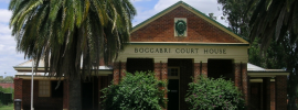 Boggabri, a country town at war within: Roselyn Druce comments on #Leardblockade