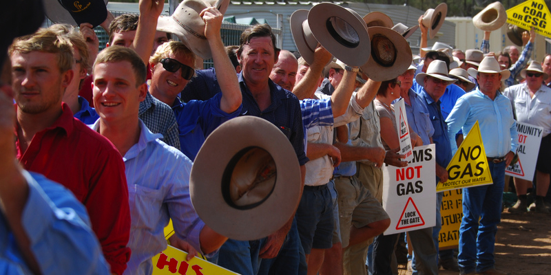 FARMERS AGAINST CSG