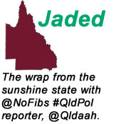 The wrap from the sunshine state with @NoFibs #QldPol reporter, @Qldaah.