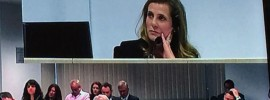 Ms Kathy Jackson at #TURC