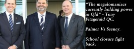 Three foolish kings, the #qldpol weekly: @Qldaah