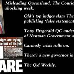 Misleading Queensland, The Courier Mail's shocking week.