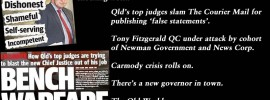 Misleading Queensland, The Courier Mail's shocking week – The Qld Weekly #qldpol: @Qldaah
