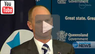 Ten News Qld: A brief shining moment - Campbell Newman's best speech against bigotry.