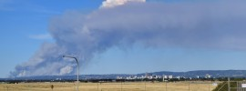 #Climate Change not on Abbott's South Australian #SApol #bushfire agenda but should be reports @Takvera