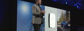 Tesla Battery launch a revolutionary #energy solution for #climate says @takvera