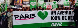 Activists vow to mobilise at #COP21 climate summit despite protest ban reports @takvera