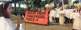 Perth HQ of Chevron, BP targeted by #Breakfree2016 climate activists – @takvera