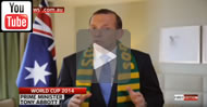 "From 2014 Sky News - Mile Jedinak pronounced as ""Mike"": PM Tony Abbott gets Socceroos skipper's name wrong."