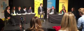 #ausvotes #kidsdebate on climate, internships, invasion and treaty, gender pay gap – @takvera