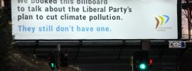 The Liberals have a #MissingClimatePolicy, but don't want you to know reports @takvera #Ausvotes