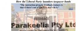 The Parakeelia files: @Qldaah #ausvotes #auspol #qldpol