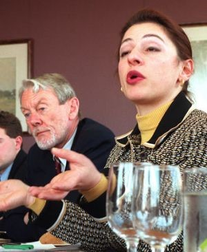 Sophie Mirabella and Colin Howard - Constitutional Convention 1998