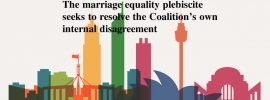 Marriage equality plebiscite to resolve Coalition's internal disagreement – @qldaah #auspol