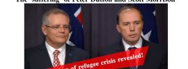 The 'suffering' of Peter Dutton and Scott Morrison – @Qldaah #auspol
