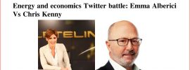 Energy and economics: @albericie Vs @chriskkenny Twitter battle – @Qldaah #auspol
