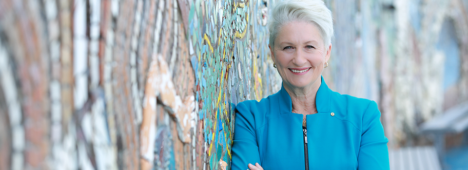 candidate for Wentworth Kerryn Phelps